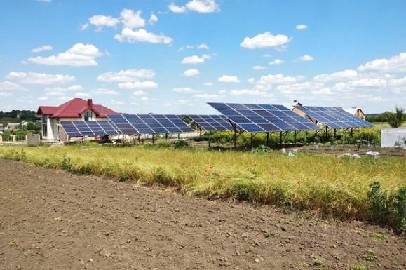 Тернопільщина тягне за собою сонячну енергетику України