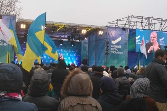 Семеро потенційних кандидатів у Президенти відвідали Тернопільщину трохи з порушеннями
