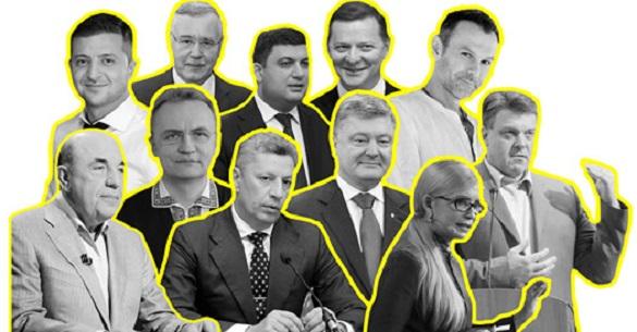 Брехня-2018. Як кандидати в президенти брехали та маніпулювали у передвиборчий рік